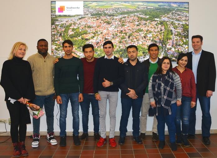 Sprachkurse Für Flüchtlinge